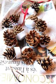 64 best diy pine cone images on pinterest