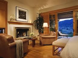california bungalow living room