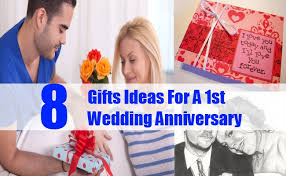 1st wedding anniversary gift ideas wedding anniversary gifts idea projects to try