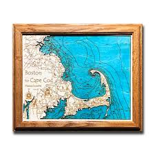 100 cape cod to boston maritime charts and atlases
