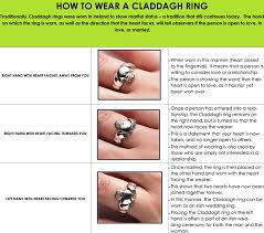 claddagh ring meaning how to wear a claddagh ring i wear a claddagh ring and the meaning