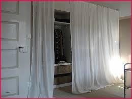 rideau placard chambre rideau occultant chambre bébé awesome rideau pour dressing rideaux