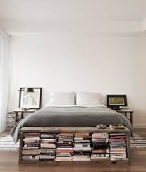 Bookcase Bench 13 Ways To Rethink The Foot Of Your Bed Apartment Therapy