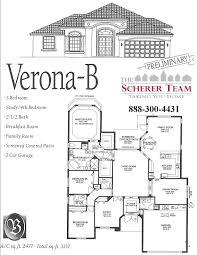 bellaggio floor plans the scherer team