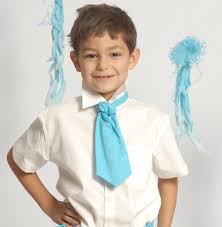 tenue mariage enfant lavallière cravate costume enfant garçon mariage