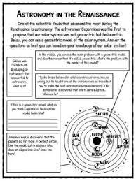 the renaissance period facts information u0026 worksheets lesson plans