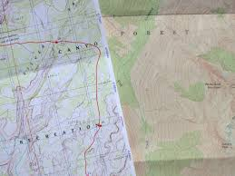 Detailed Map Of Michigan Essential Backpacking Topo Maps Types Sources U0026 Formats