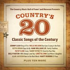 country s 20 classic songs of the century cd
