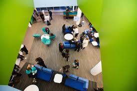 the student center bentley university