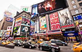 Times Square Map The Rum House Eater Ny