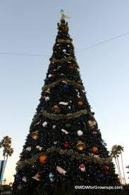 holiday decorations at epcot and magic kingdom