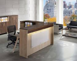 Used Reception Desks by 6ft Reception Desk Toronto New U0026 Used Office Furniture Officestock