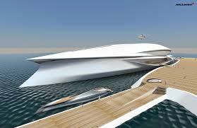 valkyrie luxury yacht concept by chulhun park video