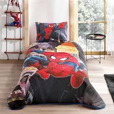 black spiderman bedding bedroom design spiderman room for teens black spiderman bedding spiderman twin bedspread quilted black bedding set decor inspiration