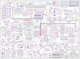 avr microcontroller circuit page circuits oscilloscope xminilab b