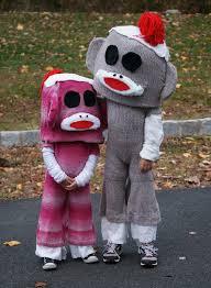 sock monkey costume sock monkey costumes bits and bytes