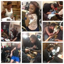 black tattoo artist in texas arlington texas first black tattoo