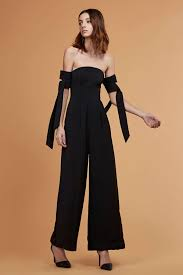 revenge margo haircut charged up jumpsuit black c meo collective bnkr