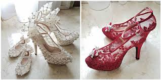 wedding shoes jakarta now jakarta regis shoes from lace to swarovski crystals