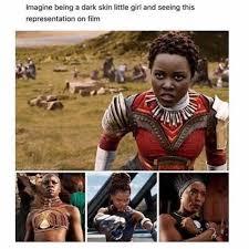 Little Girl Memes - dopl3r com memes imagine being a dark skin little girl and