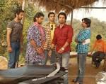 Kunal Karan Kapoor, Arhaan Behll with their friends in the show