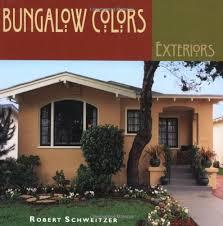 bungalow colors exteriors robert schweitzer 0082552021306