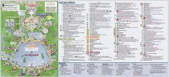 Map Of Epcot Ultimate Guide To The Epcot Food And Wine Festival 2017