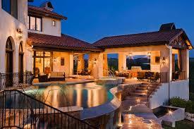 inviting texas house evoking coastal atmosphere spanish oaks santa barbara style home austin with inviting