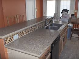 cement countertops flossy kitchen counters photos tile as wells as backsplash