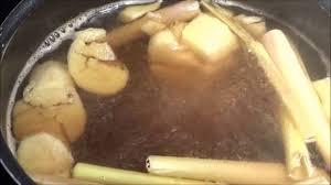 comment cuisiner la citronnelle comment préparer une infusion au gingembre citron citronnelle
