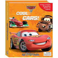 My Cool Cars 2 My Busy Book Cool Cars Shopdisney