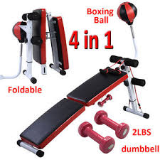 Bench Abs Workout Ab Bench Ebay
