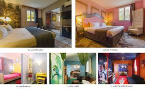 Stay At Disneyland Paris  Reserve At The Explorers Hotel The - Family room paris hotel