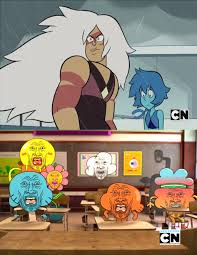 Gumball Memes - gumball reaction meme jasper s return by dulcechica19 on deviantart