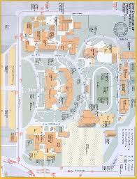 san jose state map city college of san francisco cus map 50 phelan ave