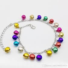 metal bracelet charms images Wholesale fashion mix color multicolor jingle bells dangle charms jpg