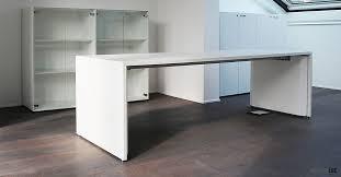 long desk for 2 prissy design long desk brilliant office table w pertaining to idea