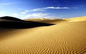 longest deserts or the world