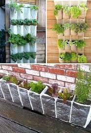 Indoor Garden Containers - unusual garden container ideas indoor herb garden planter ideas 35