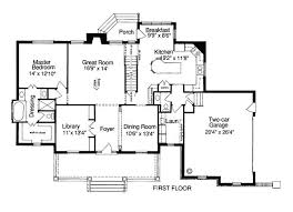 Cape Cod House Plans With First Floor Master Bedroom 41 Best House Plans Images On Pinterest Car Garage Floor Plans