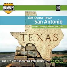 Road Trip Map Mad Maps Gotsat1 Get Outta Town Scenic Road Trips Map San