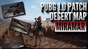 pubg patch notes pubg 1 0 patch notes desert map new weapons vehicles and more