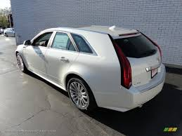 2013 cadillac cts wagon for sale 2012 cadillac cts 4 3 6 awd sport wagon in white tricoat