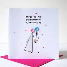 congratulations on your wedding cards wedding card design groom drawing ilustration decoration