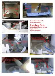 Bosch Dishwasher Pump Repair Solved My Bosch Dishwasher Has An E15 Fault And Is Fixya