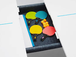 Table Tennis Meeting Table The Series A Conference Table Is Also A Ping Pong Table Because