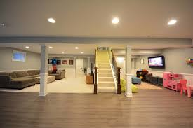 best flooring for a basement image of vinyl plank flooring