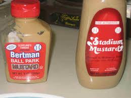 stadium mustard sullicom the last word on cleveland mustard maybe