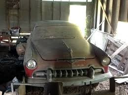 Vintage Cars Found In Barn In Portugal Barn Find
