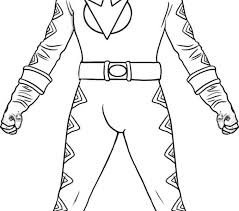 free colouring pages power rangers free coloring pages power
